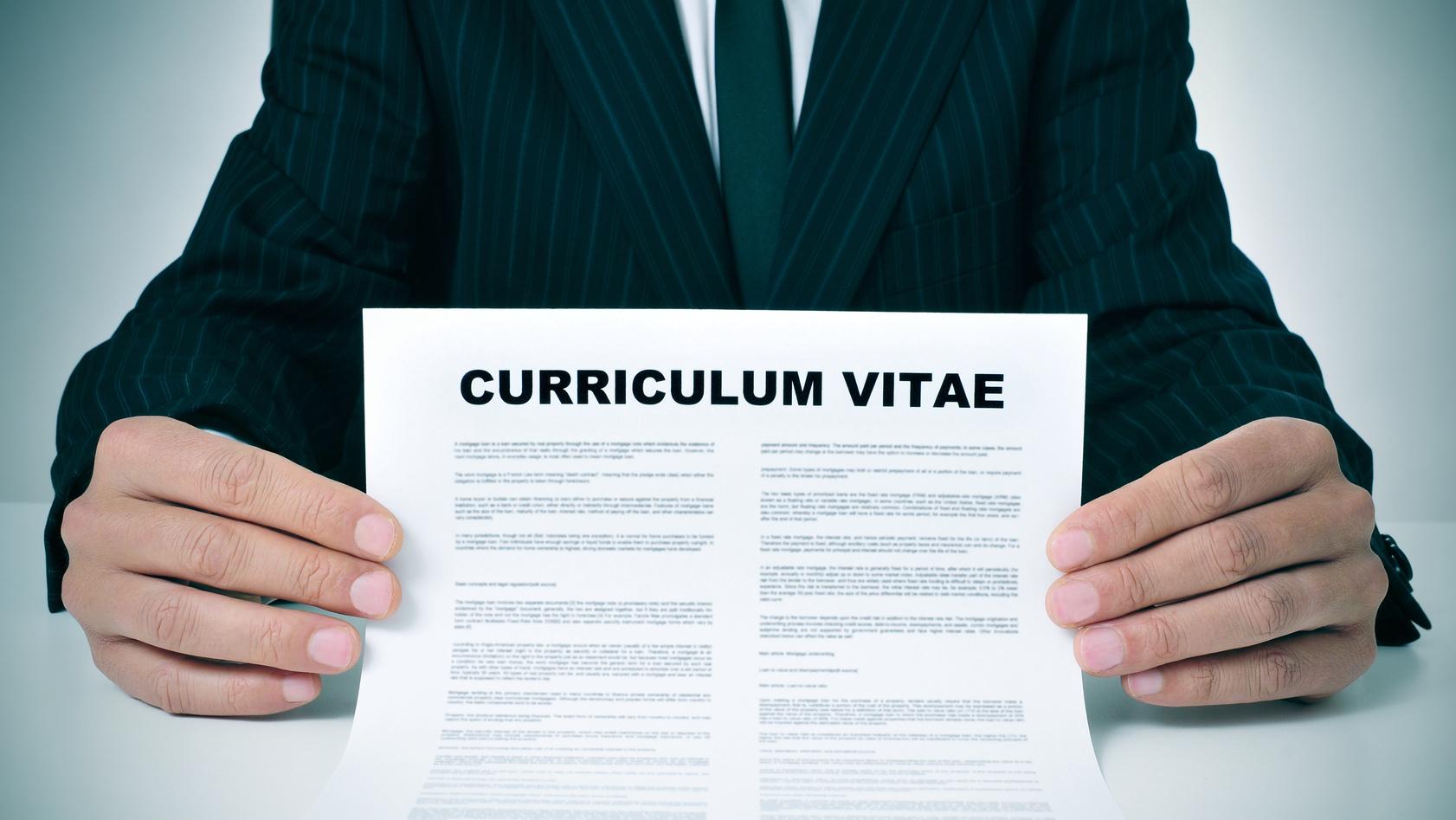 Guía Para la Elaboración de un Currículum Efectivo